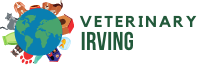 Irving Pet Hospital logo